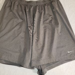 Nike sz. Xl grey mens athletic shorts